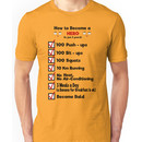 One Punch Man - How to Become a Hero Unisex T-Shirt