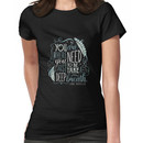 You are where you need to be. (Lana Parrilla) Women's T-Shirt