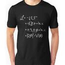 "Universe Lagrangian. ""w"" Unisex T-Shirt"