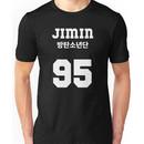BTS - Jimin Jersey Style Unisex T-Shirt