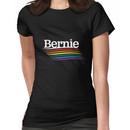 Bernie Pride - Rainbow Flag  Women's T-Shirt