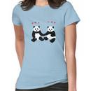 Panda Love Women's T-Shirt
