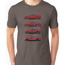 Toyota Supra Generations Unisex T-Shirt