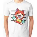 Yokai Watch : Jibanyan 2 Unisex T-Shirt