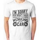 Wrenching anger Unisex T-Shirt