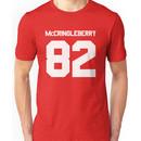 Hingle McCringleberry Jersey - East, Rhinos, Penn State Unisex T-Shirt