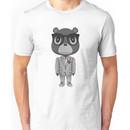 Kanyewest B&W heartbreak bear  Unisex T-Shirt