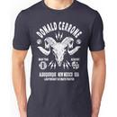 Donald Cerrone Muay Thai Academy Unisex T-Shirt