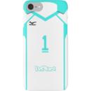 HAIKYUU!! OIKAWA TOORU JERSEY PHONE CASE AOBA JOHSAI ANIME SAMSUNG GALAXY + IPHONE iPhone 7 Cases