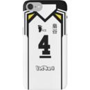 HAIKYUU!! BOKUTO KOUTAROU JERSEY PHONE CASE FUKURODANI ANIME SAMSUNG GALAXY + IPHONE iPhone 7 Cases