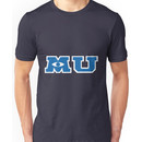 Monsters University Merchandise Unisex T-Shirt