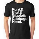 Punk Brat Cabbage Head - Prince Parade Quote Unisex T-Shirt