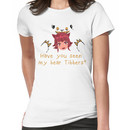 LoL - Have you seen my bear Tibbers? Women's T-Shirt