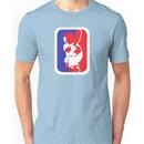 Nintendo RBI Baseball Major League MLB Logo Unisex T-Shirt