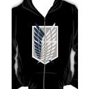 AOT Scout Symbol Hoodie (Zipper)