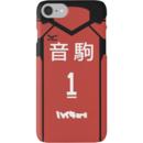 HAIKYUU!! KUROO TETSURO JERSEY PHONE CASE NEKOMA ANIME SAMSUNG GALAXY + IPHONE iPhone 7 Cases