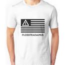 FLOSSTRADAMUS FLAG B&W Unisex T-Shirt