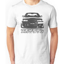 R32 GTR SKyline Unisex T-Shirt