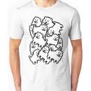 Undertale annoying dog collage Unisex T-Shirt
