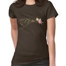 Whimsical Magic Fairy Princess Sprinkles Women's T-Shirt