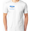 Hello, My name is Senpai Shirt Unisex T-Shirt