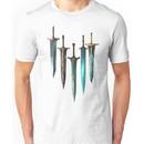 Moonlight Sword Unisex T-Shirt