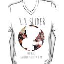 Flowery K.K Slider Concert T Shirt V-Neck