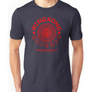 WING KONG - BIG TROUBLE IN LITTLE CHINA JACK BURTON (RED) Unisex T-Shirt