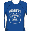 Jauregui's Grammar Squad Sweatshirt