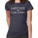 Mother of Labradors T Shirt Women's T-Shirt