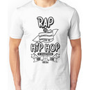 Hip Hop Is Something You Live Unisex T-Shirt