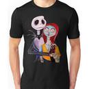 Jack and Sally Unisex T-Shirt