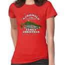 National Lampoon's - Christmas Tree Car Women's T-Shirt
