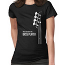I'm in Love With the Bass Player Tee - Bass Guitarist - Bassist Women's T-Shirt