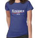 LESLIE KNOPE PAWNEE Parks and Rec 2016 Women's T-Shirt