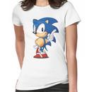 sonic the hedgehog Women's T-Shirt