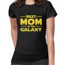 Star Wars - Best Mom in The Galaxy Women's T-Shirt