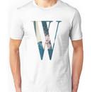 W - Webtoon Design Unisex T-Shirt