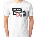 The Man Pedal (2) Unisex T-Shirt