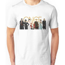 Once Upon A Time Main Cast Unisex T-Shirt