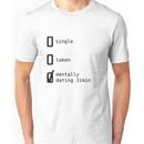 BTS - Mentally Dating Jimin Unisex T-Shirt