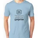 Atomic Symbol for Surprise Unisex T-Shirt