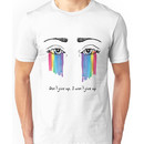 Sia the greatest - don't give up Unisex T-Shirt