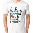 Avatar - Sokka's Speech Unisex T-Shirt