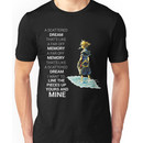 Kingdom Hearts Dream Quote Unisex T-Shirt