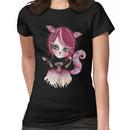 Cheshire Kitty Women's T-Shirt