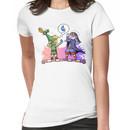 Zelda Vaati and Link  Women's T-Shirt