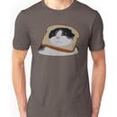 Bread Cat Unisex T-Shirt