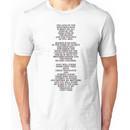 Pulp Fiction - Ezekiel 25:17 Unisex T-Shirt