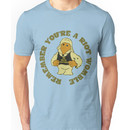Remember You're A Riot Womble Unisex T-Shirt